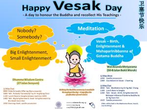 Vesak 2014 poster A3