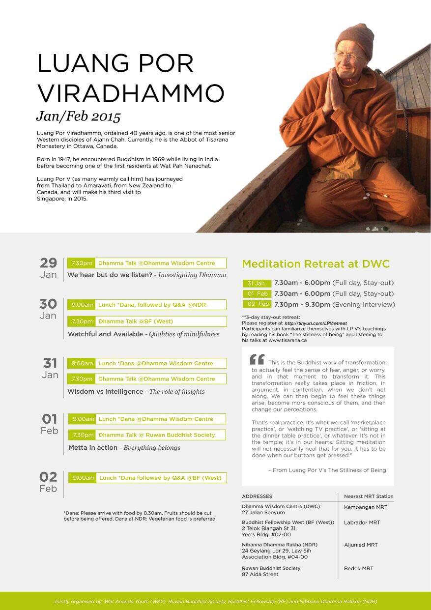 Luang Por Viradhammo
